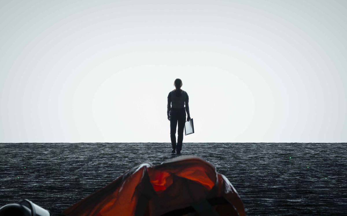 'La llegada', de Denis Villeneuve.
